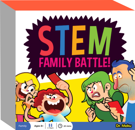STEM family board game